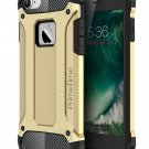 Apple iPhone 6 PrimeTime [Armor X] Case Gold Shockproof Protective Cover