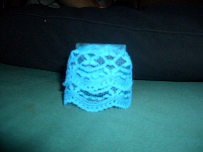 Neon Blue Frilly Skirt for Pullip