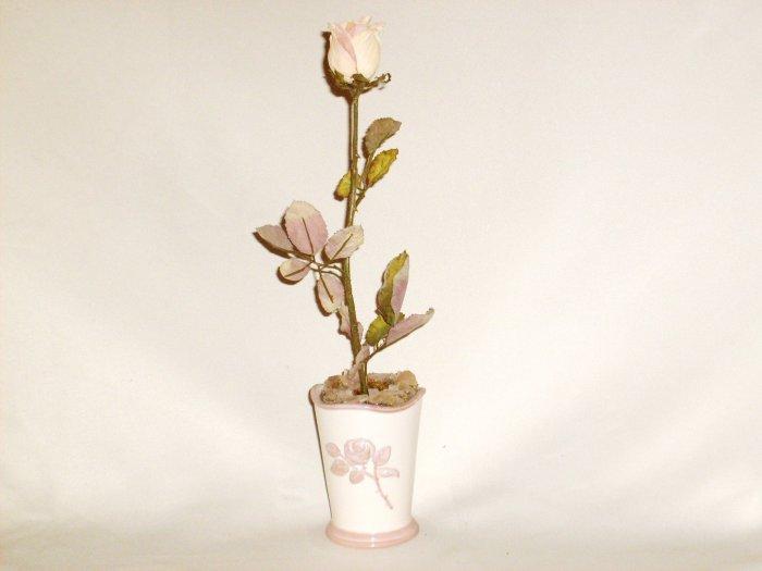 Natural-Looking Pink Rose
