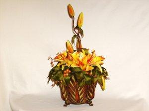 Lilies & Buds Arrangement