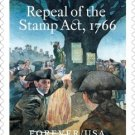 USPS SHEET of 20 Repeal of the Stamp Act, 1766 First Class Postage Forever Stamps Booklet