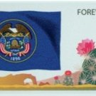 USPS SHEET of 20 Utah Flag First Class Postage Forever Stamps Booklet