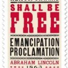 USPS SHEET of 20 Emancipation Proclamation First Class Postage Forever Stamps Booklet