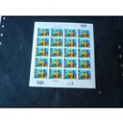 USPS SHEET of 20 2002 KWANZAA STAMPS Face SC# 3673 MNH First Class Postage Stamps Booklet