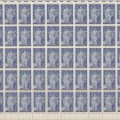 USPS SHEET of MNH Scott # 1082 Labor Day issue SUPERB Postage Stamps Booklet