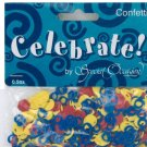 """""""On the Job"""" confetti, .5 ounce"""