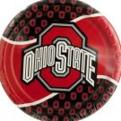 Ohio State University Party Plates