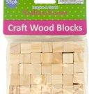 Natural Wooden Craft Blocks