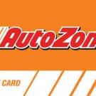 Autozone Gift Card $100 Auto Zone Discount Coupon 100 Repair Car