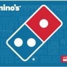 Domino's $100 Gift Card  Discount Coupon 100 Domino Pizza