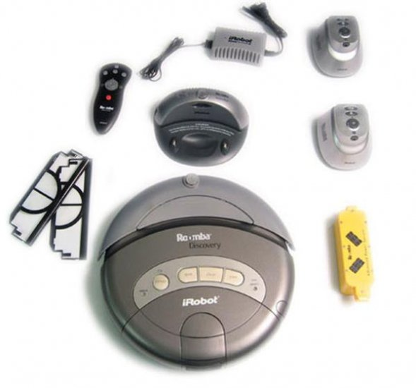 New in Box Roomba Discovery Model 4220