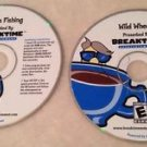 PC Games Lot eGames Fishing & Wild Wheels Windows XP Free Shipping