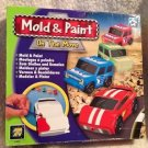 """AM/AV Brand MOLD AND PAINT """"ON THE MOVE"""" CAR MOLD Cool CRAFT KIT"""