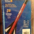 ESTES HI-FLIER SKILL LEVEL 1 FLYING MODEL ROCKET KIT NEW #2178