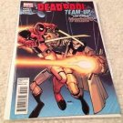 Deadpool Team-Up Comic Book #890 Guest Starring Machine Man Free Shipping