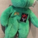JFK Limited Editon Irish Pride Green John F Kennedy Beverly Hills Plush Retired