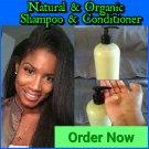 Natural/Organic Shampoo/Conditioner