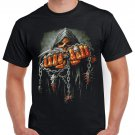 Gothic Game Over T-shirt Heavy Metal Rock Tshirt Festival Top Tee
