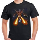Hard Rock T-shirt Heavy Metal The Beast Cool Tshirt Festival Top Tee