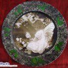 NEW Collectable Woodland Fairy Decoupage Plate LE