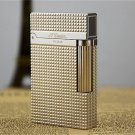 Memorial L2 Dupont Lighter Sharp PING Sound Windproof Cigarette Gas Refillable Dropshipping BC82
