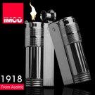 Cool gasoline cigarette Lighter windproof Smoke lighter IMCO 6700 old Men cigarette lighters BC128