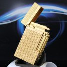S.T Dupont Lighter Memorial  PING Sound Cigarette Lighters Windproof Alligator Drop Shipping