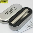 Genuine CLIPPER gas lighter. Can be put into the cigarette case BC207