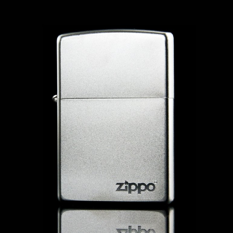 Brand Original Classic Zip Kerosene lighter Cigarette Lighter Frosted metal Smoking Cigar Flint
