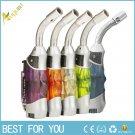 2pcs/lot Portable elbow ignition jet butane torch gas lighters,Mini windproof men's cigaret