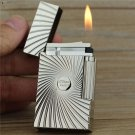 S.T Memorial Dupont Lighter Ping Sound Cigarette Lighters Windproof Rotating Towel Drop Shipp