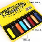 CLIPPER plastic gas cigarette lighter,Inflatable windproof lighter,can put in cigarette case BC472