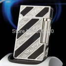 S.T Memorial Dupont lighter Bright Sound!  In Box Serial number T955 BC523