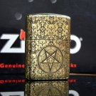 lighters Satan praises Pure copper armor Surrounded by five surface carved crafts BC544