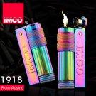 IMCO brand Symphony metal oil lighter,Gasoline Lighter,Men's cigarette lighter BC835