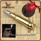 Cool Gadgets Bullet Shape With Red Dot Pointer Light Butane Gas Cigarette Cigar Smoking Lighter