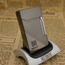 KUBAO Brand Metal Butane Gas Lighter,Inflatable windproof cigarette Ronson lighter,Gift box BC861