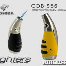 Original COHIBA jet 1300 degree heat torch turbo butane gas lighter outdoor.Inflatable cigar ci