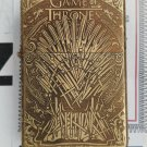 Windproof lighters Kerosene lighter Five surface engraving The song of ice and fire The rights
