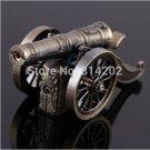 Old Age Artillery Torch Cigarette Lighter Butane Gas Cigar Smoking Set Lighter BC1020