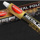 10pcs/lot German Genuine AUTOSOL lighter metal polish cleanser 75ml cream rubbed bronze copper
