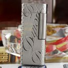2016  style lighter S.T Memorial Luxury metal stDupont lighter Bright Sound!  In Box Serial num