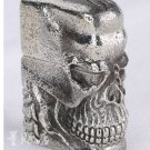 wholesale brand Hand-carved lighters silver Soul chariot Ghost Rider armor skull devil BC1347