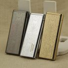 Creative ultra-thin wheel flame lighters,Metal lighters,Gas lighters BC1411