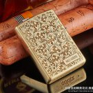 pure copper tang grass windproof lighters men BC1415