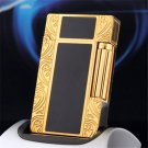 S.T Memorial D upont lighter Bright Sound!  In Box Serial number TH4 BC1500