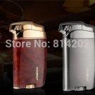 Jobon Cigarette Lighter Regular Flame Refillable Butane Gas Pipe Smoke Lighter BC1667