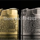 Jobon Old Age Retro Cigarette Lighter Windproof Torch Butane Gas Cigar Smoking Lighter BC1670