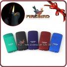 Dolphin Colorful Matting Design Windproof Jet Orange Flame Butane Gas Tobacco Cigarette Cigar L