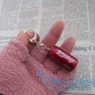 5pcs/lot Novelty gadget Mini Flint Cigarette Lighter Butance Gas Lighter Flame Lovely Keychian
